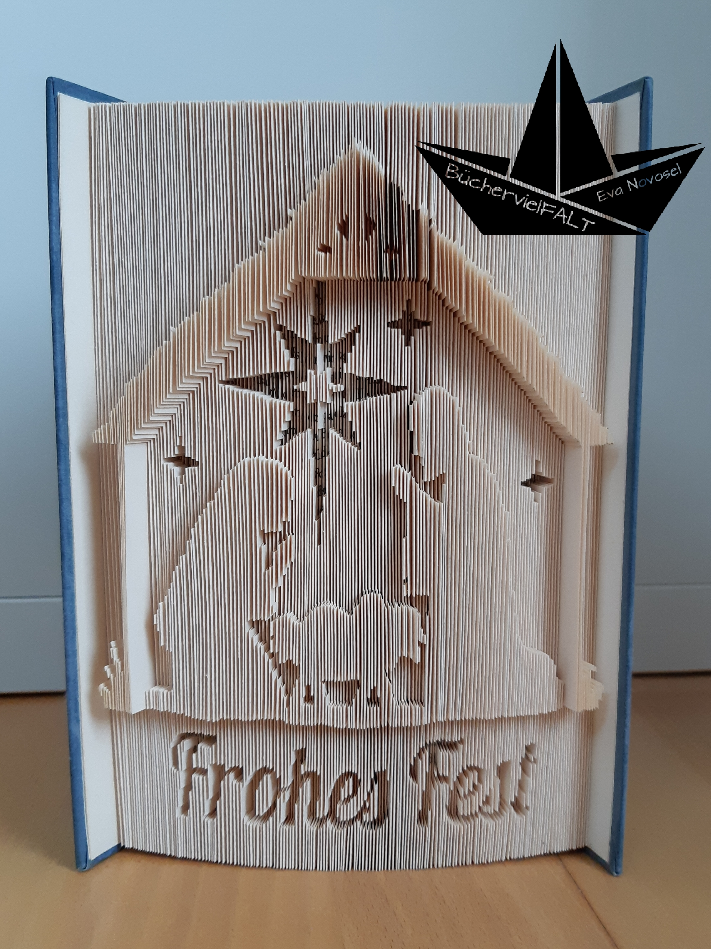 Krippe Frohes Fest