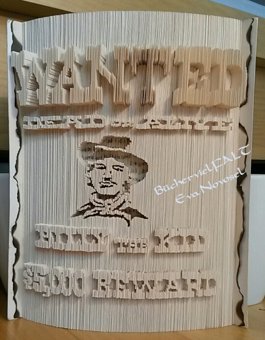 Steckbrief Billy the kid