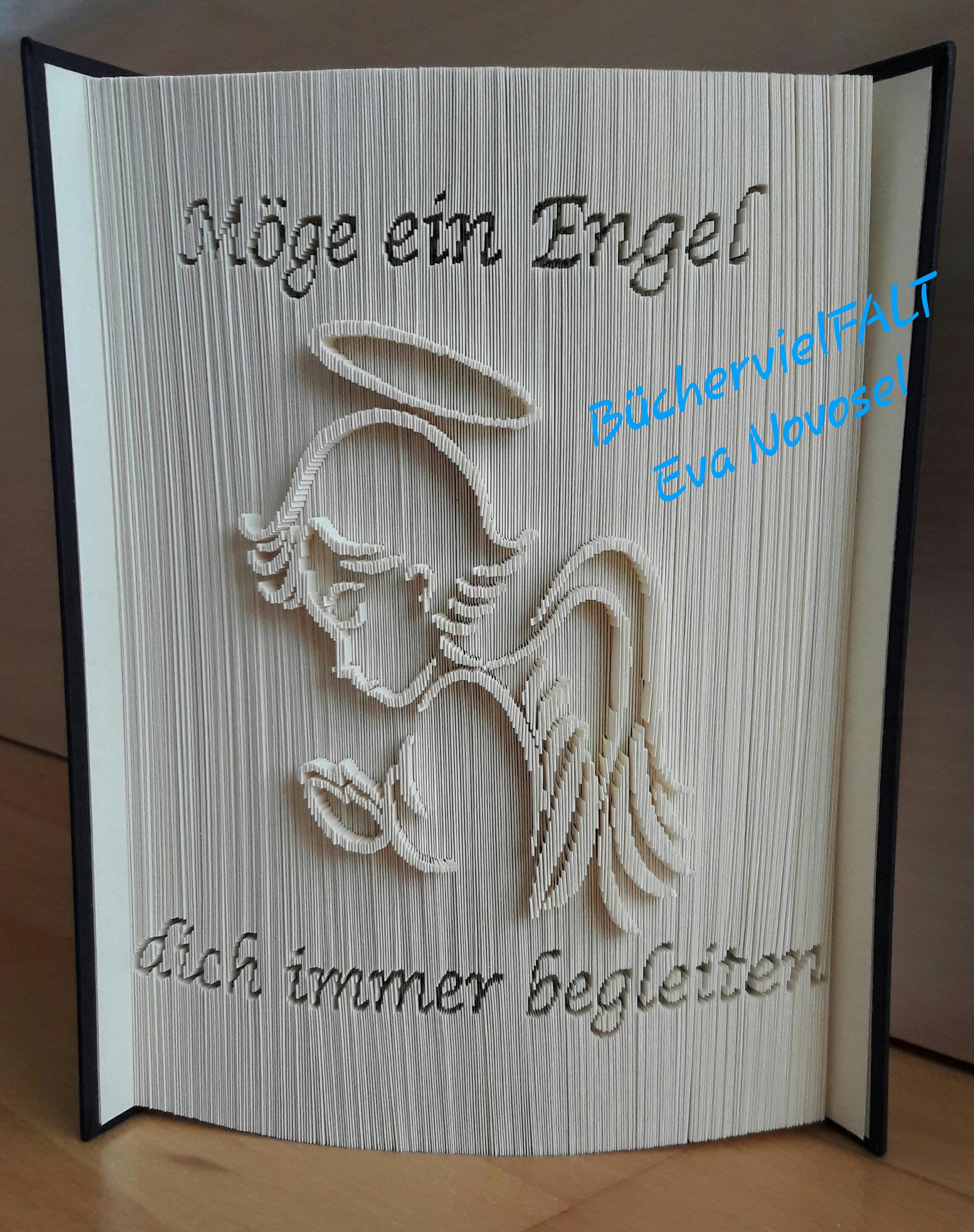 Möge ein Engel dich immer begleiten
