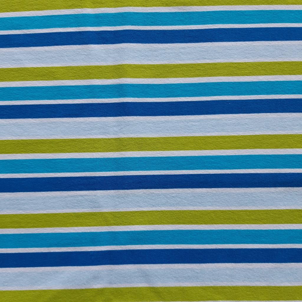 blau-grüne Streifen