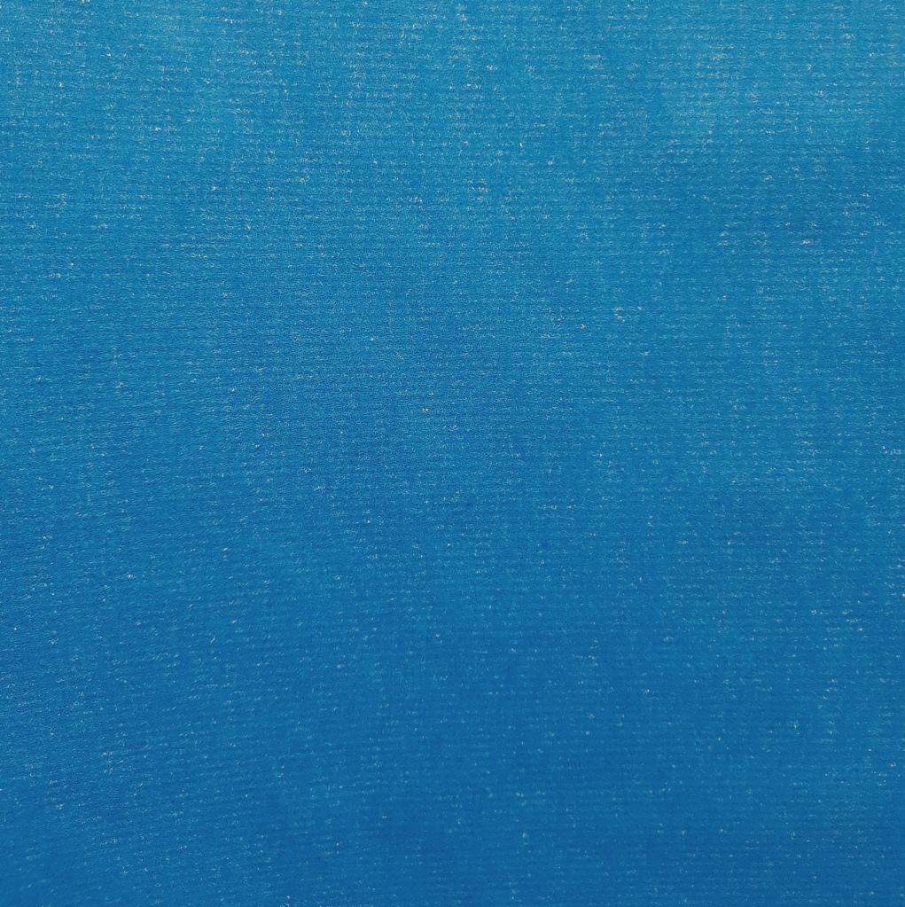 blaues Packpapier